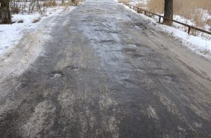 road pothole 11